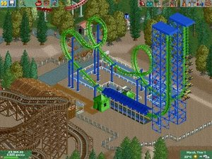 Share this Rating. Title: RollerCoaster Tycoon (Video Game 1999). RollerCoaster Tycoon is the first build/management sim that's as easy-to-use as it is powerful! Everyone, novice and expert alike will enjoy building the parks that dreams are made of...