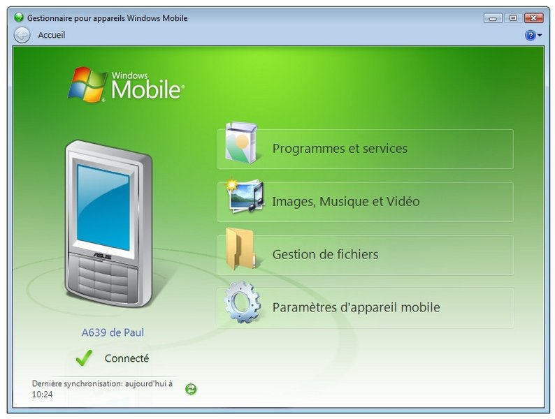 windows mobile device center windows 10