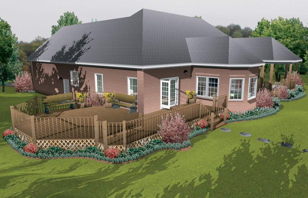 Telecharger Maison Jardin Et Terrasse 3d Pour Windows Telechargement Gratuit