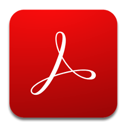 Instructions to install adobe reader x on mac os.
