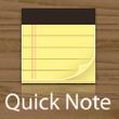 Quick Note - Windows 8 Modern UI