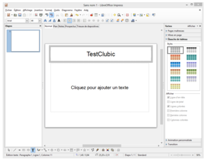 T l charger libreoffice pour mac osx t l chargement - Telecharger open office 4 1 1 gratuit ...