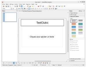 T l charger libreoffice pour linux t l chargement gratuit - Libre office pour windows ...