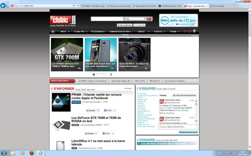 Telechargez Internet Explorer 11 Le Navigateur Gratuit De Microsoft