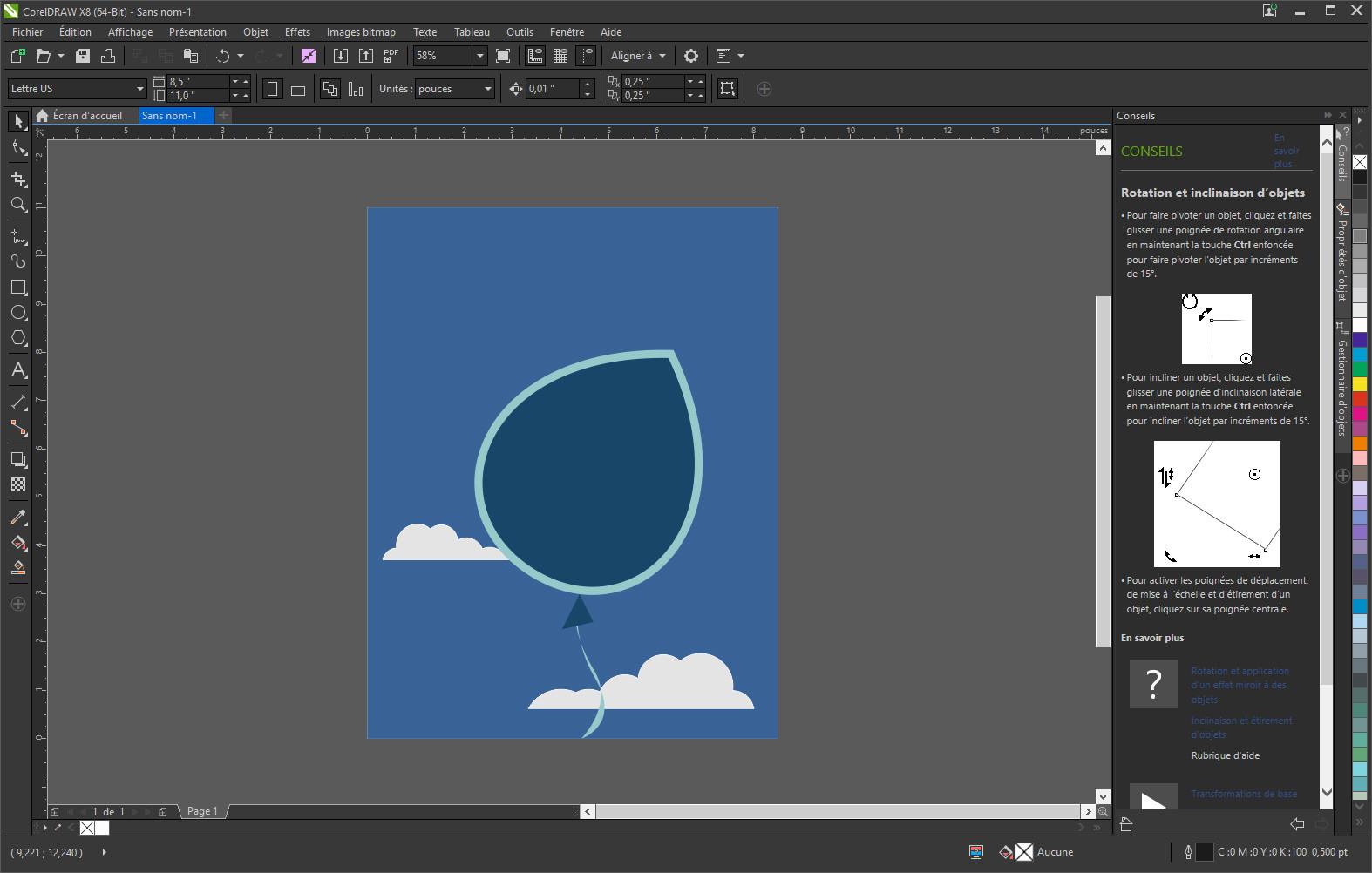 Télécharger CorelDRAW Graphics Suite pour Windows