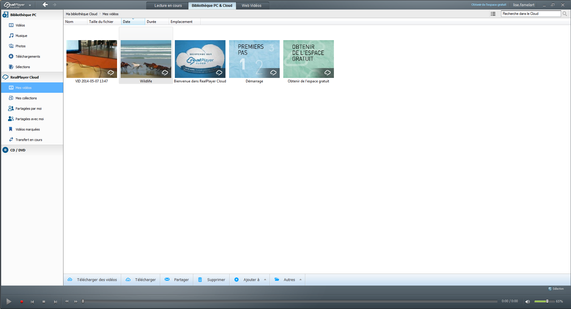 realplayer cloud free download for windows 10
