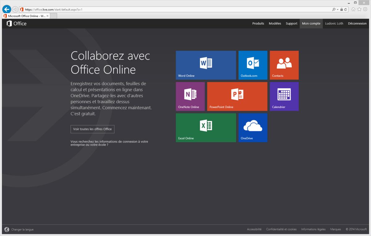 Office Online capture