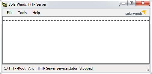 Télécharger TFTP Server pour Windows : téléchargement gratuit !