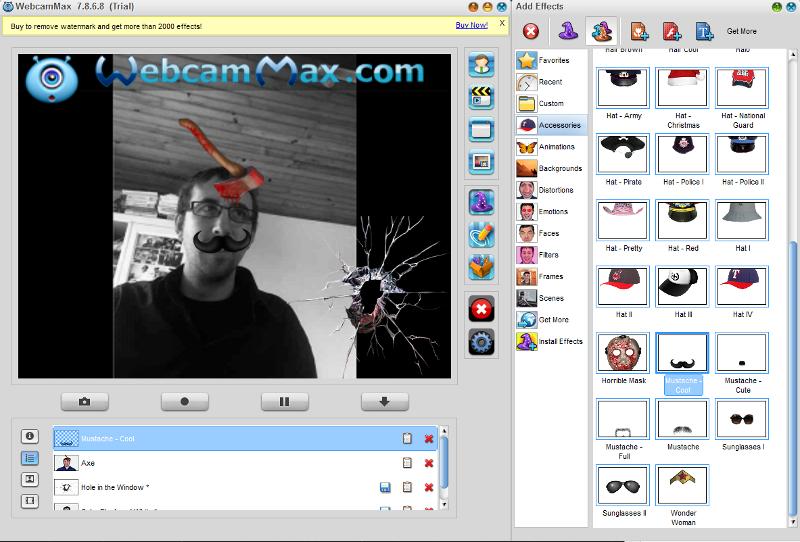 Télécharger webcammax gratuit | clubic. Com.