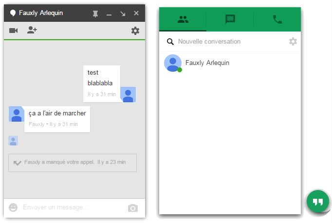 Télécharger Google Hangouts (gratuit) - clubic com