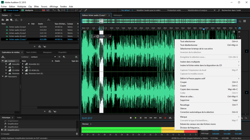 Télécharger adobe audition cc pour mac osx: téléchargement gratuit!
