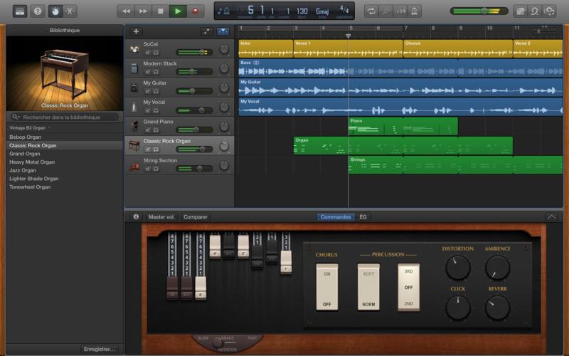 Télécharger GarageBand pour macOS : téléchargement gratuit !