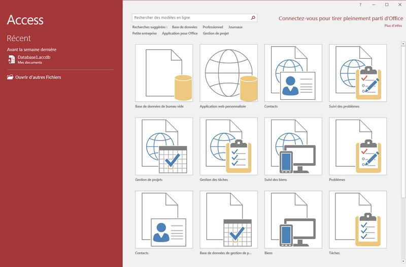 Télécharger Microsoft Access Pour Mac Osx Téléchargement Gratuit