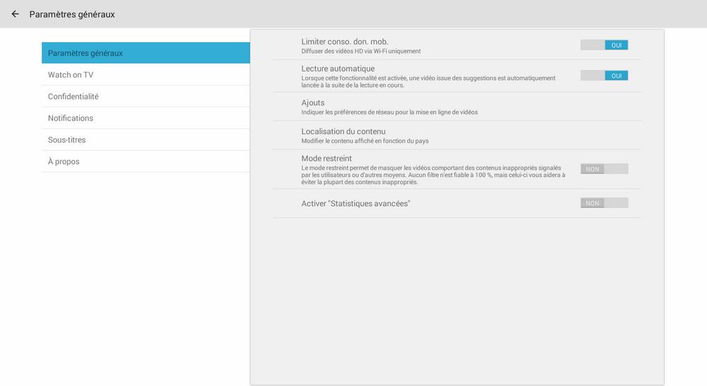 Télécharger YouTube pour Android (.APK) (Android) : gratuit