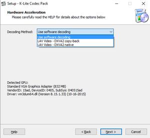 K lite codec pack gratuit télécharger for windows 7 64 bit