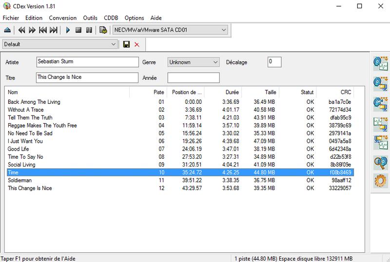 Télécharger et installer cdex v 1. 70 beta 4 youtube.