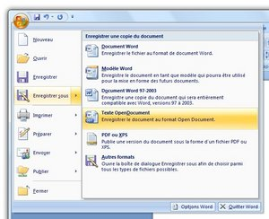 Microsoft office suite 2007 sp1 t l chargement gratuit - Telechargement gratuit de word office 2007 ...
