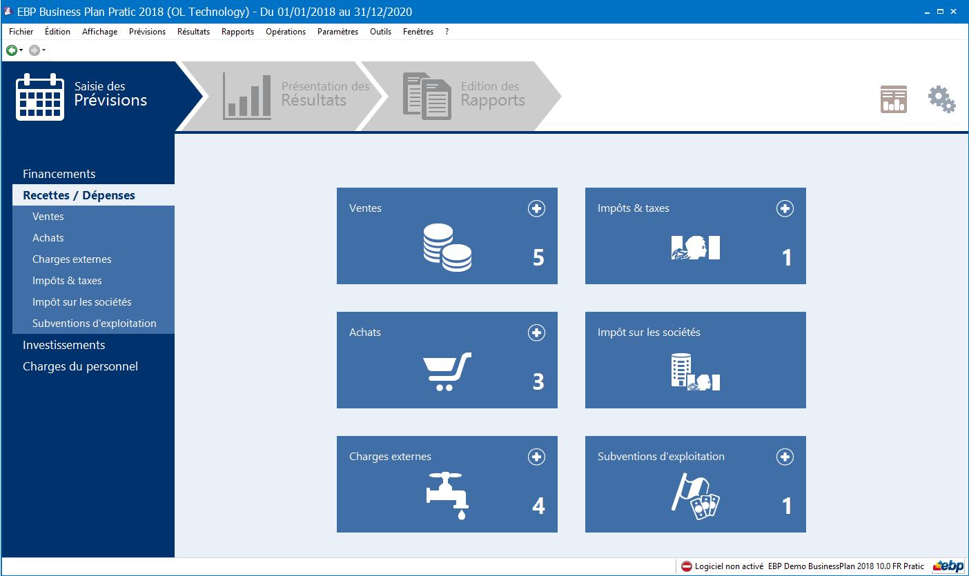 Telecharger Ebp Business Plan Creation Pour Windows Telechargement Gratuit
