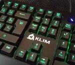 Test du KLIM Domination, le clavier gaming complet à moins de 60€ !