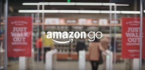 Amazon Go, l'épicerie automatique d'Amazon à Seattle