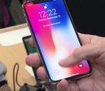 L'iPhone X coûte moins de 360 dollars à produire