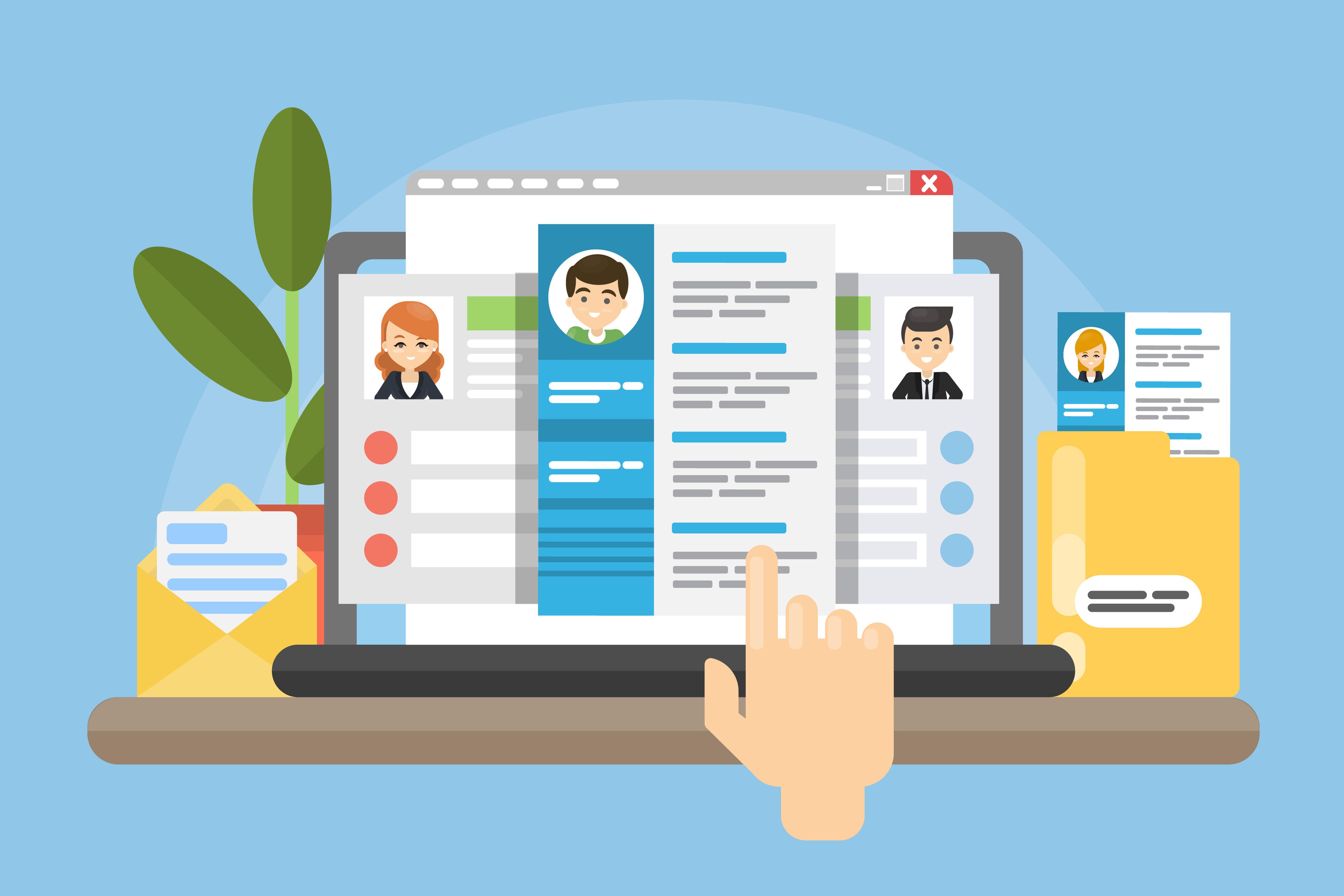 comment booster son cv avec des cours en ligne