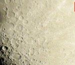 Une future base établie sous la surface de la Lune