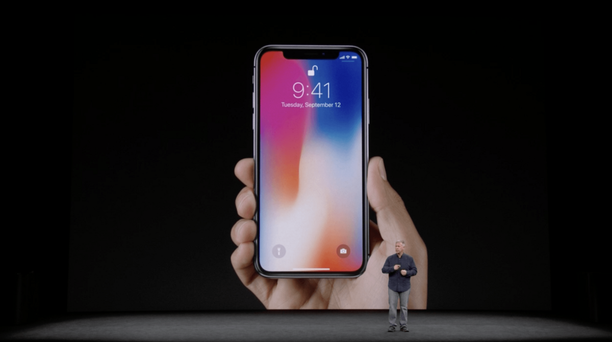 Iphone x 17