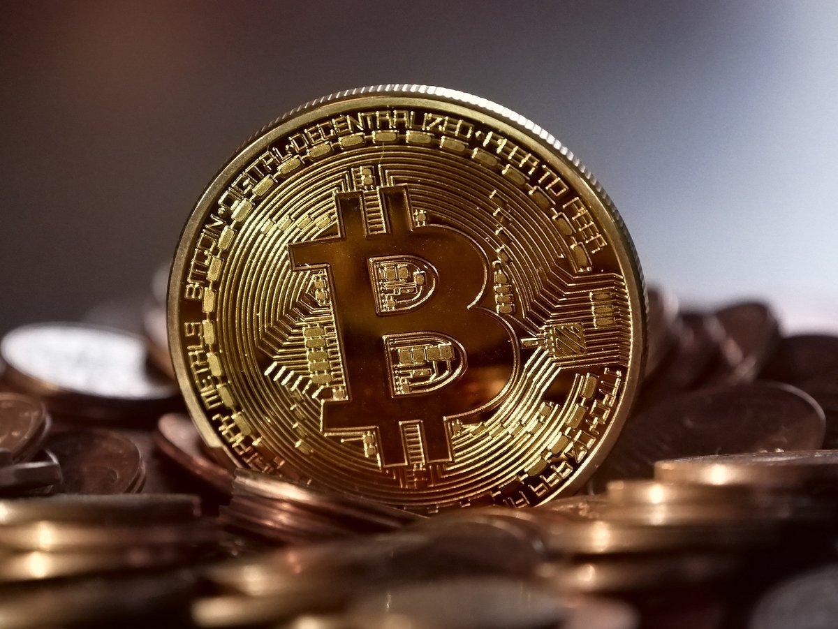 Bitcoin cryptomonnaie Pixabay