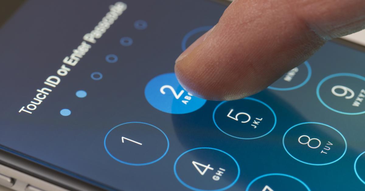 iPhone securité ban