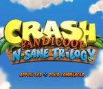 Test Crash Bandicoot N'Sane Trilogy PS4 : comme au bon vieux temps ?