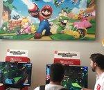 #NintendoParis2017 : on a testé Mario + The Lapins Crétins : Kingdom Battle