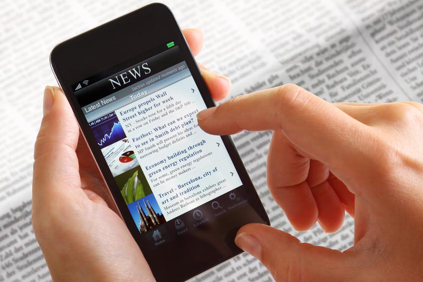 Smartphone Internet Mobile Web News
