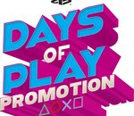 Days of Play : la PS4 en promotion aujourd'hui !