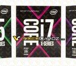 Intel aurait un i9 18 coeurs 36 threads dans les cartons