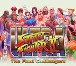 Test Ultra Street Fighter II sur Nintendo Switch