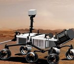 Curiosity voit ses premiers nuages sur Mars après une chute de météorites