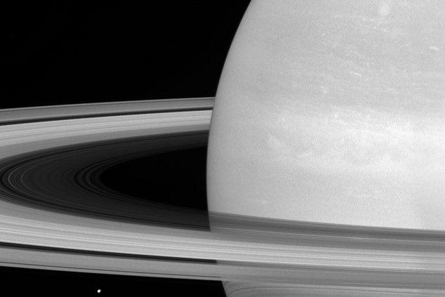 Cassini Saturne 1