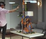 E3 2015 : Microsoft adapte Minecraft à Hololens