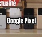 Le prochain Google Pixel avec écran aux bords recourbés ?