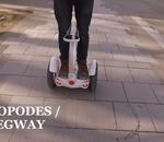 Nouveaux modes de transport urbain : les Gyropodes