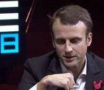 Emmanuel Macron prend le parti des entrepreneurs à LeWeb'14