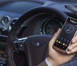 Vertu et Bentley concrétisent avec un smartphone à 12500 euros