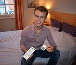 Guillaume Rolland, premier Français finaliste du Google Science Fair avec un réveil olfactif