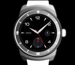 LG G Watch R : une montre ronde pour concurrencer la Moto 360