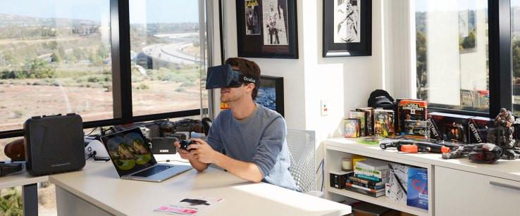 Facebook annonce le rachat d'Oculus VR, créateur de l'Oculus Rift, pour 2 milliards de dollars