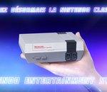 NES Classic Mini : avec RetroArch elle peut émuler la Megadrive