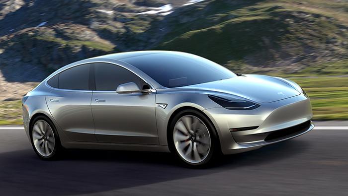 Nouveauté : Tesla Model 3