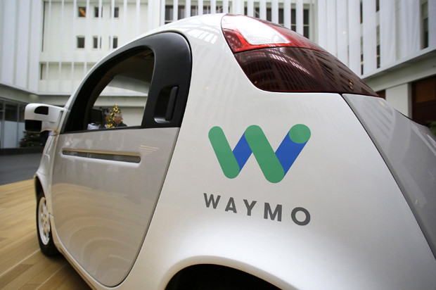 waymo google car