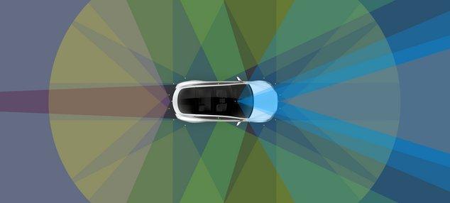 tesla conduite autonome niveau 5